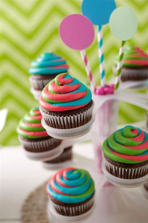 29 best images about tie dye cupcakes on
