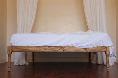 How To Build Wood Platform Bed
