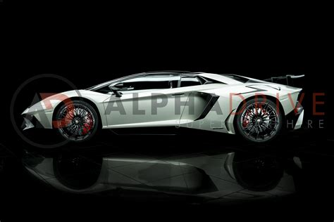 lamborghini aventador sv roadster hire lamborghini aventador sv roadster side roof on alphadrive supercar hire