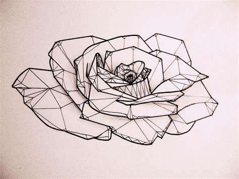 rose tattoo  poly design pinterest love