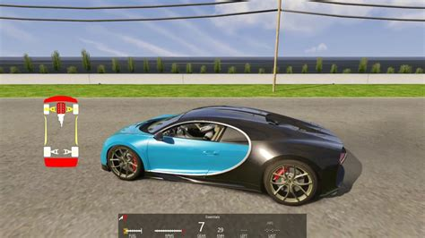 The car makes from 0 to 100 kmph in a mere 2.5. +470km/h Bugatti Chiron top speed-je| Assetto Corsa - YouTube