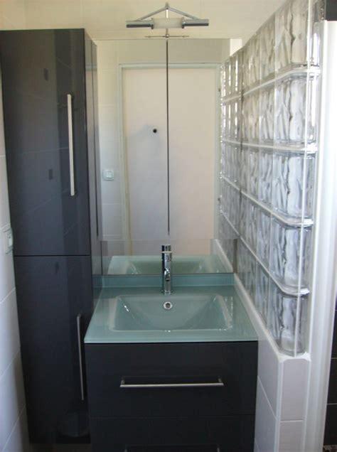 impressionnant r 233 novation salle de bain lyon en cloison