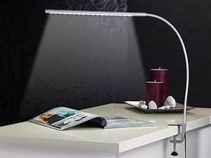 Led Lampe Ohne Kabel : lunartec schreibtischlampe voll schwenkbare led schreibtisch lampe aus metall ~ Bigdaddyawards.com Haus und Dekorationen