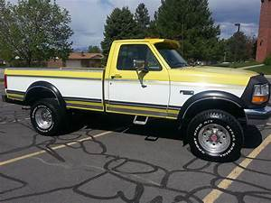 1994 F350 Xl 60 Miles 4x4 A  C 460ci Electronic Fuel
