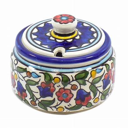 Dish Armenian Condiment Ceramic Enlarge