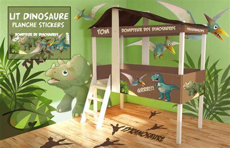 deco chambre dinosaure decoration chambre dinosaure visuel 9