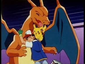 Image - Ash hugs charizard.png - Legends of the Multi ...