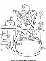 Halloween Coloriage sketch template