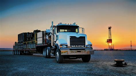 mack trucks discontinues titan model  liter engine