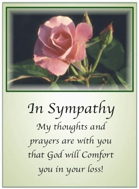 printable sympathy cards inspirational delicate
