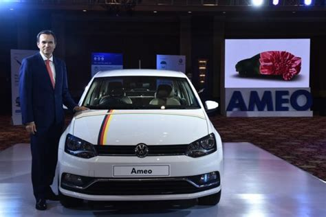 Volkswagen launches mobile app for Ameo, pre booking started