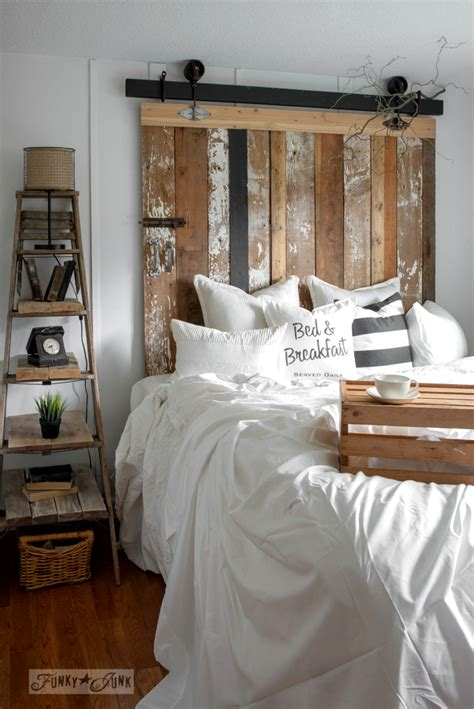 cool ways  build  customize  diy headboard
