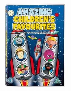 Amazing Children's Favourites [DVD] at Shop Ireland