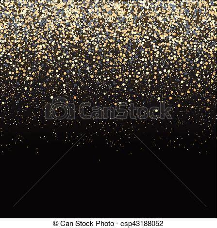 Bild Schwarz Gold by Glitzer Schwarz Gold Hintergrund Gold Sparklers