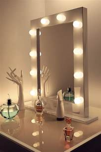 makeup vanity table with lighted mirror uk light up makeup mirror bed bath and beyond home design