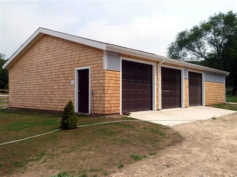 Nice 30x50 Garage Plans #9 Pole Buildings Garage Kits