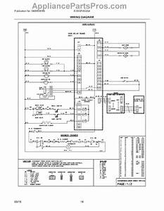 Parts For Electrolux Ei30gf45qsa  Wiring Diagram Parts