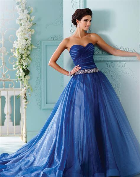 popular royal blue wedding gowns buy cheap royal blue