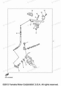 Yamaha Motorcycle 2003 Oem Parts Diagram For Alternate