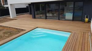 Pool Mit Holzterrasse : terrassendielen cumaru braun parkettachse wien ~ Whattoseeinmadrid.com Haus und Dekorationen