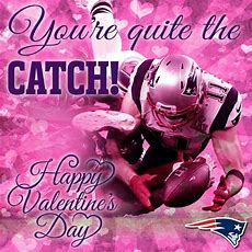 30 Best Images About New England Patriots Valentines Day On Pinterest  Valentine Day Cards