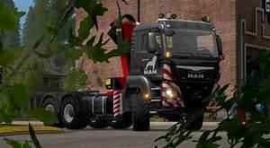 5 Below Lights Man Tgs 6x4 Crane V1 5 Gamesmods Net Fs19 Fs17 Ets 2