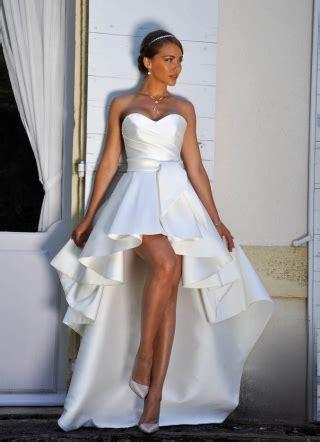 robe courte mariage civil createur robes de mari 233 es de provence cr 233 ateur de robe de mariage