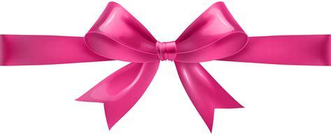Ribbon Clip Ribbon Clipart Pink Bow Pencil And In Color Ribbon