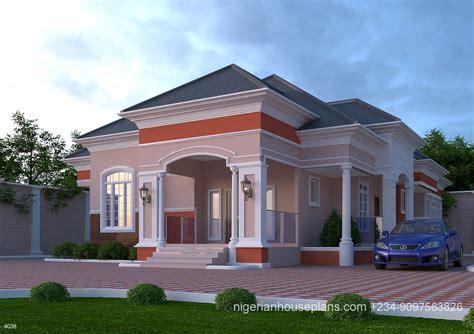 Bungalow House Plans Designs Nigeria - Escortsea