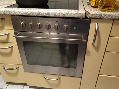 imperial einbauherd in edelstahl mit ceranfeld in eberdingen k 252 chenherde grill mikrowelle