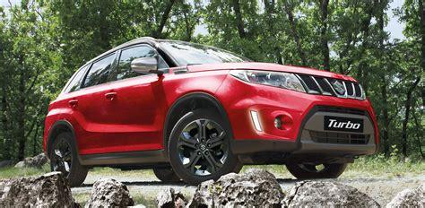 Suzuki Car : 2016 Suzuki Vitara S Turbo Pricing And Specifications