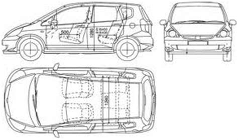 Honda Jazz Wiring Diagram Pdf by Honda Fit Jazz 2001 2008 Factory Service Manual Car