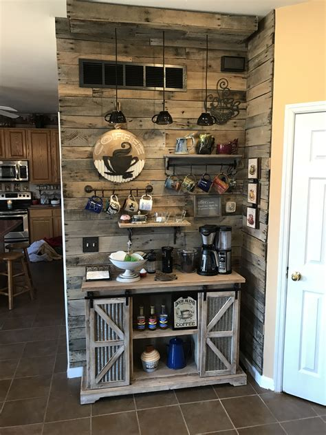 5 out of 5 stars. Pin by Delayne Thompson on Coffee station | Coffee bar ...