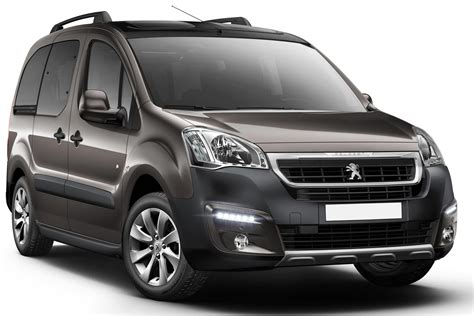 Peugeot Partner by Peugeot Partner Tepee Mpv 2008 2018 Review Carbuyer