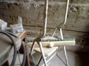 Mur En Pisé : pr paration d 39 un mur en pis youtube ~ Melissatoandfro.com Idées de Décoration
