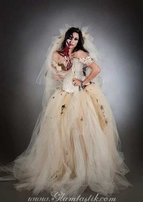 wedding dress zombie bride zombie costume zombie