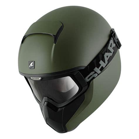 motocross gear sale uk shark vancore plain matt green motorcycle helmet army