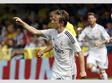 Villarreal 02 Real Madrid Modric and Ronaldo sank the