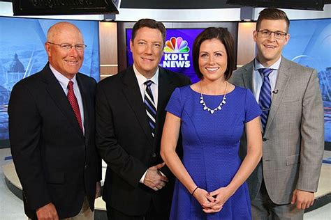 Local Tv Anchors Have Some Valentine's Day Fun