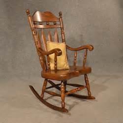 antiques atlas antique rocking chair large
