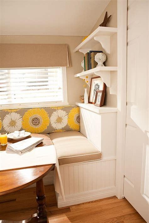 Diy Kitchen Nook Ideas by 22 Stunning Breakfast Nook Furniture Ideas