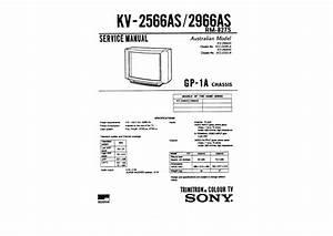 Sony Kv2566as