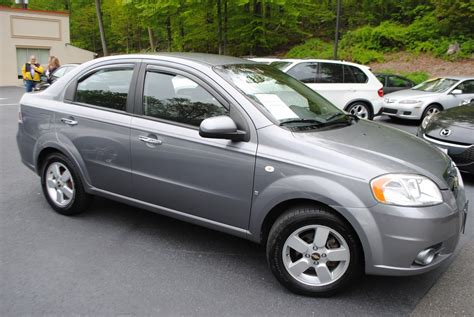 Maybe you would like to learn more about one of these? Used 2008 Chevrolet Aveo For Sale | West Milford NJ