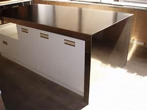 Stainless Steel Countertops - Brooks Custom