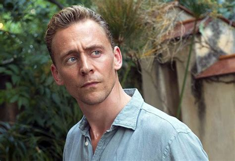 Tom Hiddleston Waxwork Looks Nothing Exclusive Look Amc S The Manager Poster