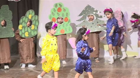 nature song performance by pre nursery students south 453 | maxresdefault