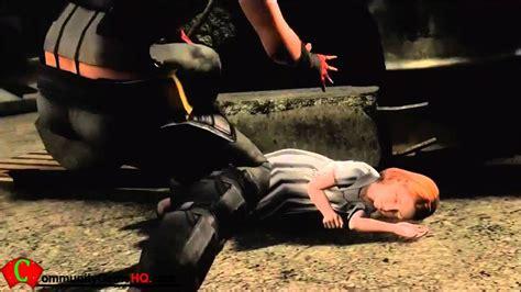 Ninja Gaiden 3 Ending Cutscenes Walkthrough Story Part