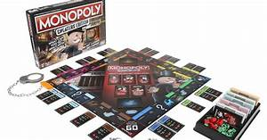 Hasbro Releasing  U0026 39 Cheaters Edition U0026 39  Of  U0026 39 Monopoly U0026 39