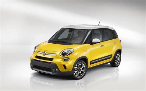Www Fiat by 2014 Fiat 500l Trekking Gets Moparized