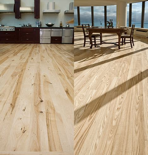 Contemporary Wood Flooring   fascinating choices in